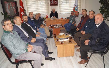 Ali Yeşilyurt İmam Hatip Ortaokulu yeni yönetimini belirledi