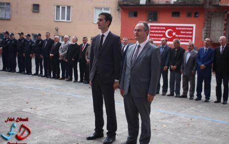Atatürk vefatının 78.yılında Dernekpazarı'nda anıldı