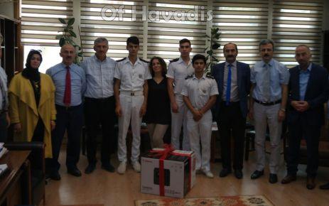 Atık Pil toplamada Ulusoy Denizcilik şampiyon