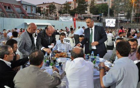 Bakan Bayraktar Trabzon'u İftarda buluşturdu