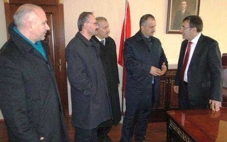 Bakan Cevdet Yılmaz teşekkür etti