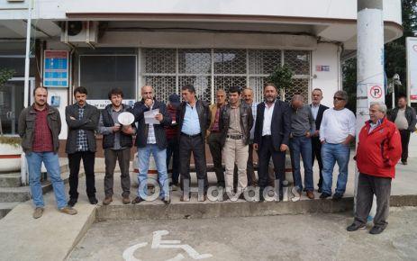 Baltacı Vadisi Koruma Platformu'ndan Güneyce tepkisi