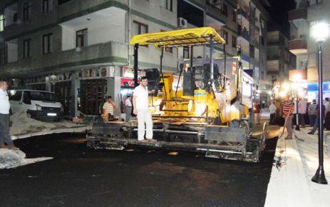 Barbaros Caddesi Of'un ışıldayan yüzü oluyor