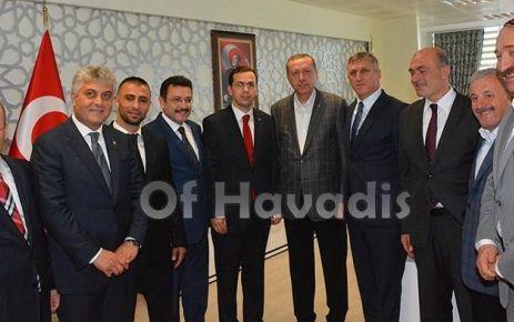 Başbakan Erdoğan Trabzon'da açılış törenine katıldı
