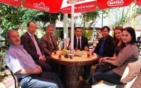 Başbakanlık uzmanları çayı inceledi
