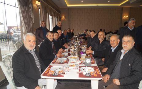 Başkan Er, şoförleri kahvaltıda buluşturdu