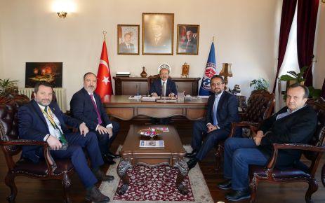 Başkan Gümrükçüoğlu kaza yapan uçağı Trabzon için istedi