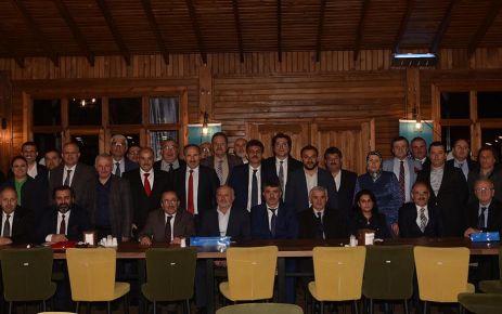 Başkan Gümrükçüoğlu, Kurucu Meclis Üyelerine teşekkür etti