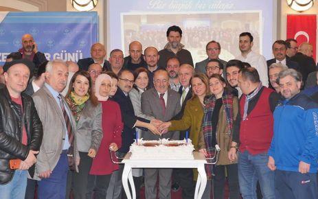 Başkan Gümrükçüoğlu Trabzon basınını buluşturdu