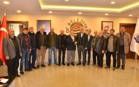 Başkan Sarıalioğlu Çamlıtepe sakinlerini dinledi
