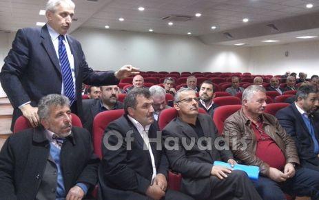 Başkan Sarıalioğlu Mahalle Muhtarlarıyla buluştu