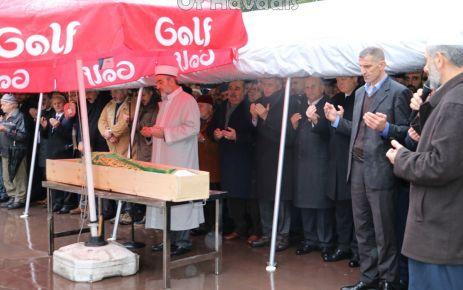 Başkan Sarıalioğlu'nun babası son yolculuğuna uğurlandı