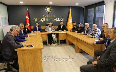 Başkan Terzioğlu'ndan Yerel Seçim açıklaması