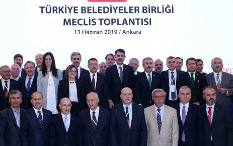 Başkan Zorluoğlu, TBB Encümen Üyesi seçildi