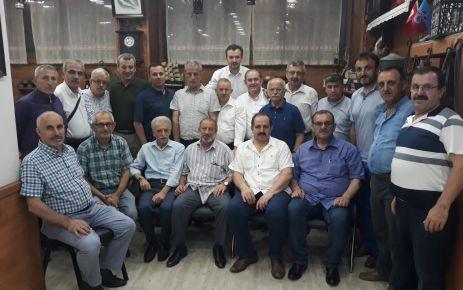 Başkanlar CUMDER'de istişare toplantısında buluştu