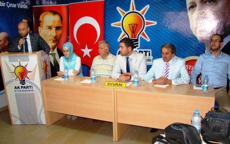 BBP Eski il Başkanı Terzi Ak Parti'de