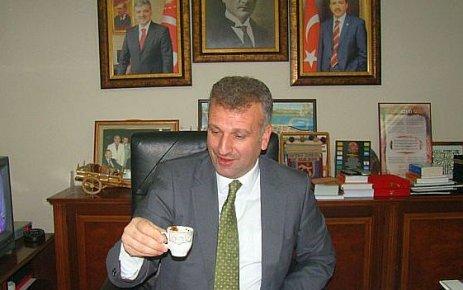 Belediye Başkanlığı'ndan vekilliğe...Oktay Saral...