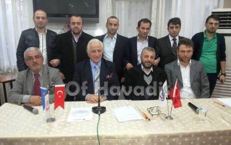 Birleşik Makililer'den Türk'e güven
