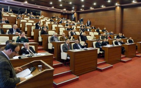 Büyükşehir Belediye Meclisi 2016 çalışmalarını tamamladı