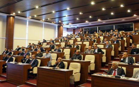Büyükşehir Belediye Meclisi Ekim ayı toplantıları başladı