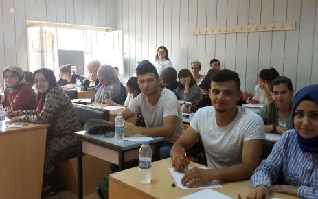 Büyükşehir Belediyesi gençleri KPSS'ye hazırlıyor