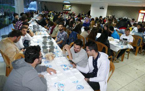 Büyükşehir Belediyesi iftar sofrasını KTÜ'de kurdu