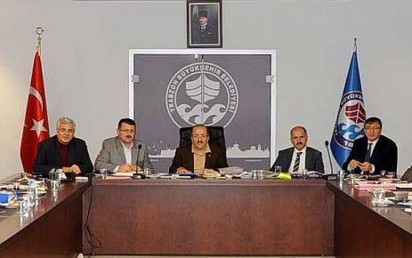 Büyükşehir Belediyesi'nde 11 saatlik toplantı