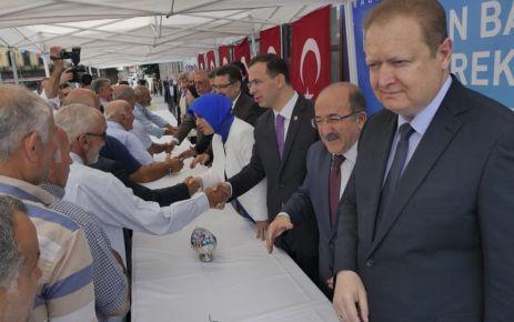 Büyükşehir Belediyesinde Trabzon birlikteliği yaşandı
