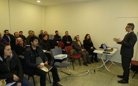 Büyükşehir Belediyesinden girişimcilere eğitim desteği