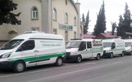 Büyükşehir'den ücretsiz cenaze hizmeti