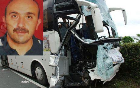 Çamburnu'nda kaza; 1 ölü
