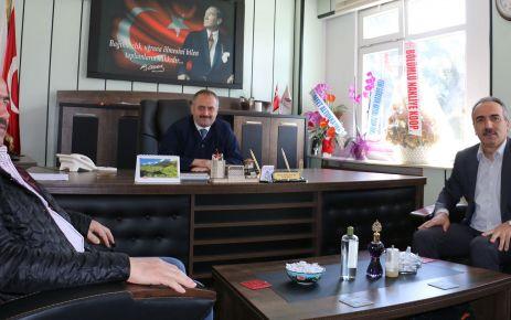 Çamlı Çay Fabrikasının yeni müdürü Öztürk