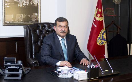 Celal Uzunkaya Antalya Emniyet Müdürü oldu
