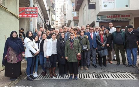 CHP'de Kaptanoğlu yeniden aday