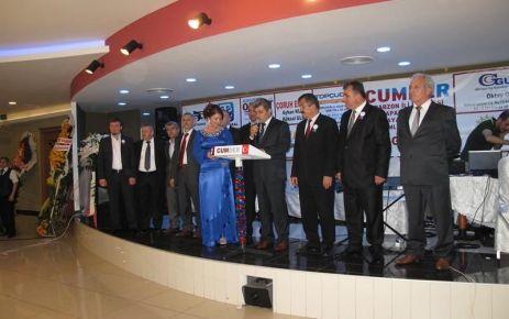 Cumapazarlılar İstanbul'da buluştu