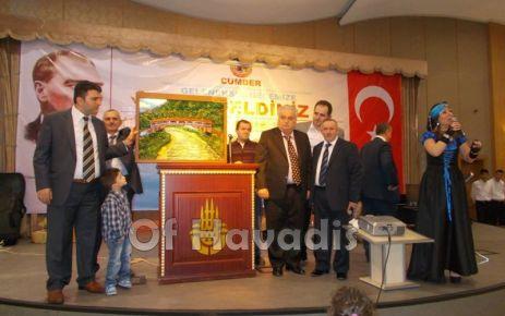 Cumder, Cumapazarlıları İstanbul'da buluşturdu