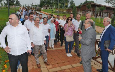 Denizden Trabzon Botanik'e yürüyüş yolu ile ulaşılacak
