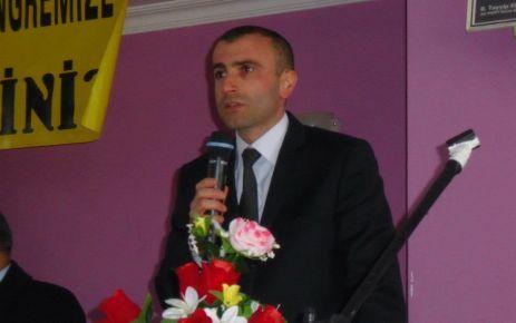 Dernekpazarı Ak Parti'de ilk aday Usta