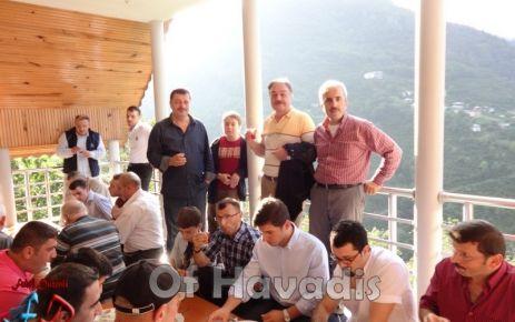 Dernekpazarı'nda asırlık bayram geleneği