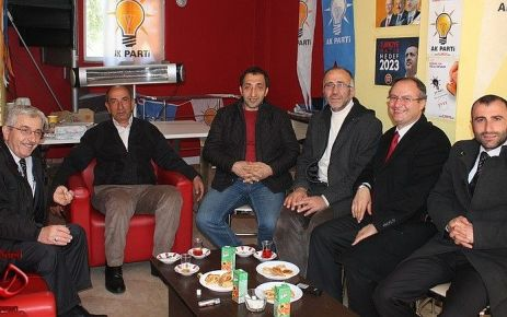 Dernekpazarı'nın yeni Başkanı Dr. Mehmet Aşık