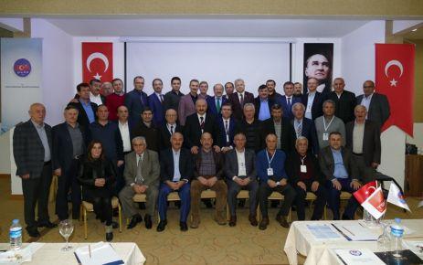 DKBB Bölge Belediye Başkanlarını Rize'de buluşturdu