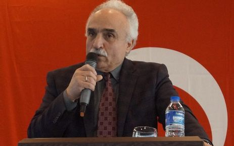 Emekli Emniyet Müdürü Saral Ak Parti'den aday adayı