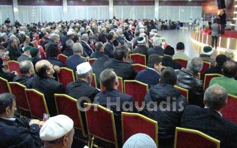 Emin Aşıkkutlu'dan Samimiyet konferansı