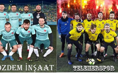 Final Gözdemspor Telemerspor