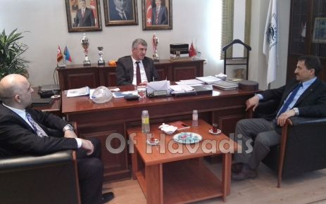 Genel Müdür Atalay'dan Sarıalioğlu'na ziyaret