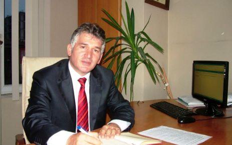 Güngör Saral Ak Parti'den başkan aday adayı