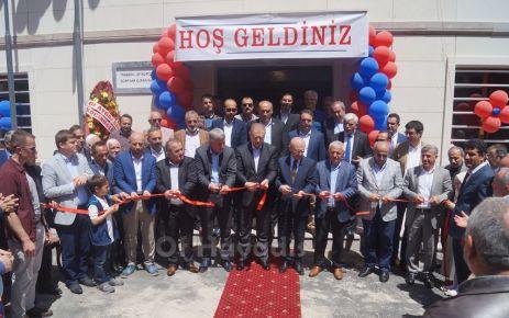 Gürpınar Kur'an Kursu hizmete açıldı