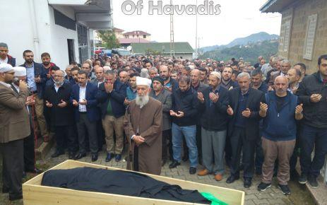 Hacıömeroğlu ailesinin acı günü