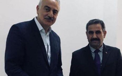 Hayrat'ta Mehmet Nuhoğlu 5.dönem için bağımsız aday oldu