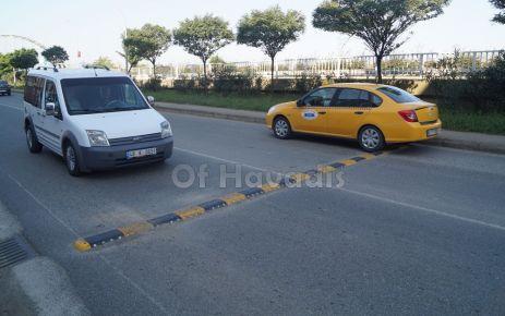 Hız engelleyiciler sürücüleri isyan ettiriyor